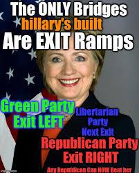 Libertarian Meme - hillary clinton meme imgflip