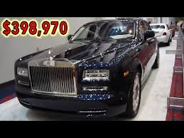 rolls royce price 2013 rolls royce phantom sedan base price 398 970 00 exterior