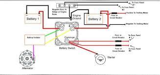 wiring diagram 12v isolator switch wiring diagram