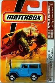 matchbox mbx outdoor sportsman 89 u002768 toyota land cruiser die