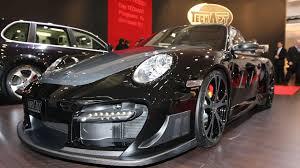 2017 porsche 911 turbo gt street r techart wallpapers techart gtstreet r unveiled at essen motor show