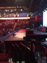 Mohegan Sun Map Mohegan Sun Arena Section 14 Row G Seat 1 Bryan Adams Tour