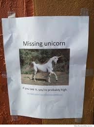 Unicorn Meme Generator - missing unicorn weknowmemes