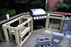 how to build an outdoor kitchen island how to build outdoor kitchen island build outdoor kitchen island