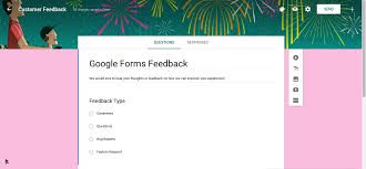 check out these new features in google forms