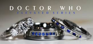 doctor who wedding ring doctor who inspired engagement ring weddingbee photo gallery