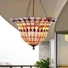 Inverted Pendant Lights by Online Buy Wholesale Tiffany Glass Shade From China Tiffany Glass