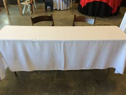 108 tablecloth on 60 table table linen product categories conway rental center wedding