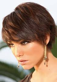 how to cut pixie cuts for thick hair textured brown pixie haircut for thick hair styles weekly