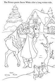 coloring pages snow white coloring pages children princess