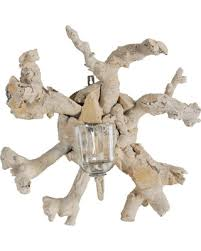 Driftwood Wall Sconce Spectacular Deal On Tree Root Driftwood Wall Sconce Candle Holder