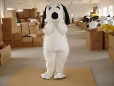snoopy costume snoopy costume ebay