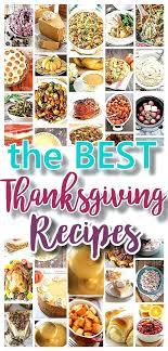 traditional thanksgiving dinner recipes annaunivedu