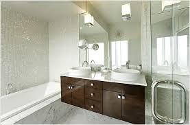 nice modern bathroom sink ideas with counter sink carrara marble