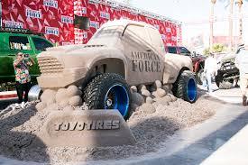 Dodge Dakota Trucks 2014 - american force sema 2014 take over continues at carid dodge