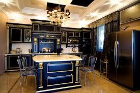 bathroom dark cabinets with light granite countertops