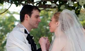chelsea clinton wedding dress chelsea wedding details emerge from bridal veil of secrecy today