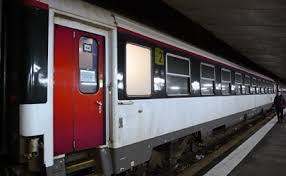 Intercit De Nuit Siege Inclinable Intercités De Nuit Naar De Pyreneeën Noord Express