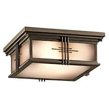 Porch Ceiling Light Fixtures Home Lighting Outstanding Rustic Flush Mount Ceiling Lights