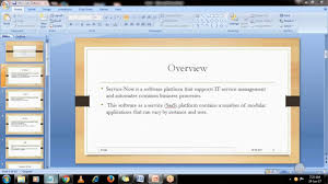 servicenow training videos servicenow overview youtube