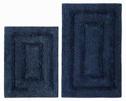 Navy And White Bath Rug Navy Blue Bath Rug Rug Designs