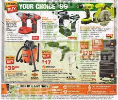 best black friday store deals list home depot black friday 2013