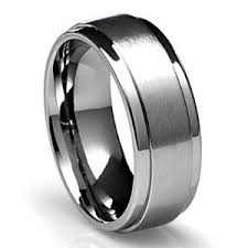 titanium wedding bands for men titanium wedding bands are the fashion trend for men men wedding