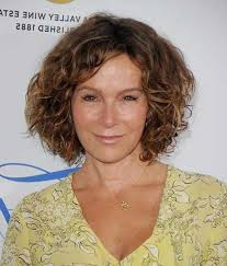 short curley hairstyles for middle aged women 20 best ideas of short haircuts for older women with curly hair