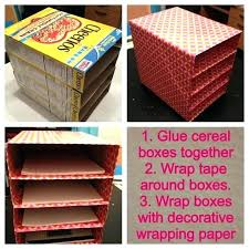 trieur papier bureau trieur papier bureau awesome ways to recycle cereal boxes turn your