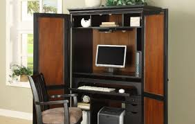 sauder orchard hills computer desk with hutch all images
