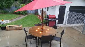 Cable Reel Chair Cable Reel Patio Table With Lights Album On Imgur