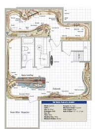 Train Floor Plan by Usmrr Aquia Line And Other Model Railroad Adventures