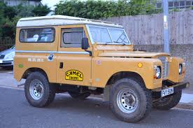 land rover camel 1981 land rover series iii 88 swb iconic camel trophy 4x4 cars