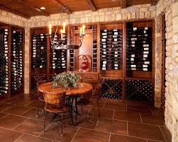 horizontal wine rack wine cellar traditional with european