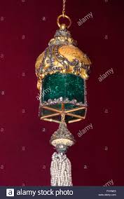 Ottoman Empire Jewelry Emerald Pendant From The Ottoman Empire Treasury Topkapi