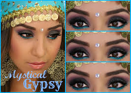 Halloween Costume And Makeup Ideas by Http Dulcecandy Com Wp Content Uploads 2013 10 Mystic Gypsy By
