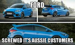 Ford Focus Meme - australian 2016 focus rs orders page 190
