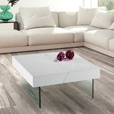 white coffee tables and console tables modern furniture