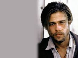 brad pitts haircut in seven from kanye west to george michael and brad pitt the circle beard