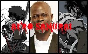 number one headband afro samurai fan cast