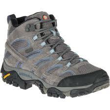 womens hiking boots sale uk sales merrell moab 2 mid waterproof hiking boots granite