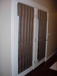 panels touch of class patio window treatments for sliding doors