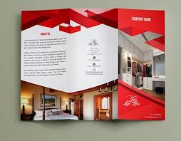 Business Interiors Group 16 Best Trifold Brochures Images On Pinterest Psd Templates