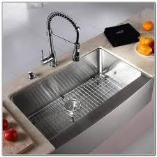 Kitchen Sink With Faucet Set Undermount Kitchen Sink Installation Kitchen Set Home