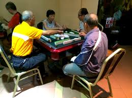 Mahjong Table Automatic by Orchid Country Club Past Events Photo Gallery