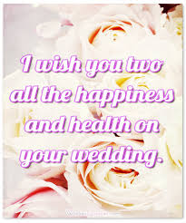 wish wedding wedding wishes and heartfelt cards for a newly married