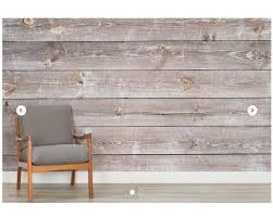 weathered wood wall custom texture wallpaper coastal weathered wood wall mural for