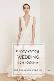 Dress For Backyard Wedding by Cool Wedding Dresses The Backyard Wedding