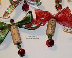 wine cork ornaments crafts rainforest islands ferry