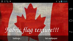 Candaian Flag 3d Canada Flag Android Apps On Google Play